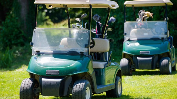 Keeping Golf Car Dealers Happy The TreadHeads Way